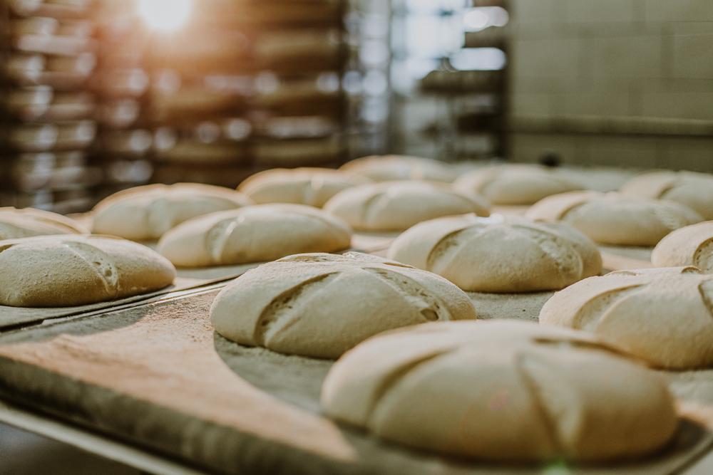 Boulangerie pain de mon grand pere
