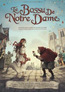 Le bossu de Notre Dame au Gaité Montparnasse Théâtre Paris