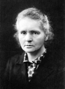 Marie Curie - 8 Mars - Strasbourg