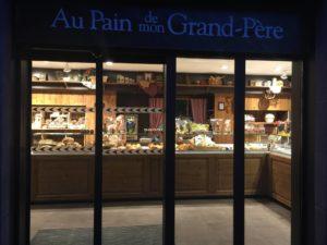 Au pain de mon grand-père Strasbourg Centre Rue des Hallebardes