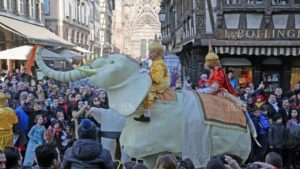 Carnaval Strasbourg (France)